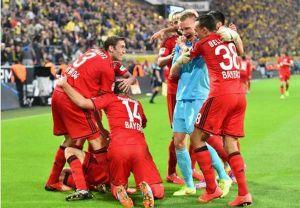 Dortmund 0-2 Leverkusen: Bayer breach The Yellow Wall
