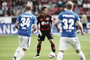 En vivo: Darmstadt 98 1-0 Bayer Leverkusen online en Bundesliga 2016