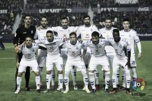Levante UD - CD Tenerife: puntuaciones del Tenerife, jornada 18 de Segunda División