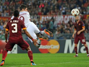 Bayern Munich 7-1 Roma: Seventh heaven for the German giants
