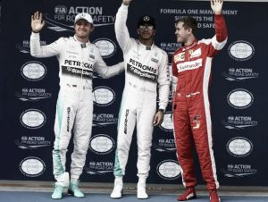 Chinese Grand Prix - Qualifying: Hamilton in the hot seat