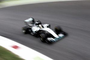 Monza, prove libere: per Hamilton non c'è due senza tre