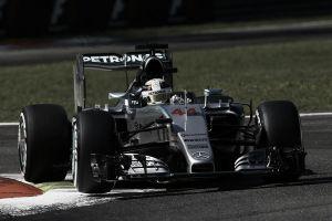 Lewis Hamilton poleman a Monza, come da copione