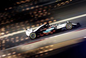 Lewis Hamilton y su 'póker' soberano
