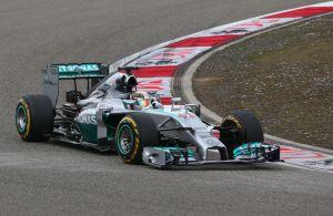 GP Cina, Hamilton domina, Alonso a podio