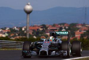 GP Ungheria, Hamilton in testa nella terza sessione di libere