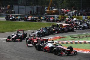 Le interviste pre-gara a Monza