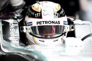 Lewis Hamilton comienza mandando en China