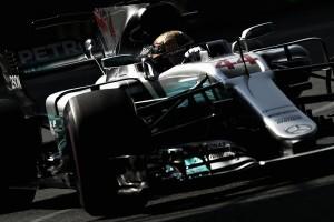 """Hamilton saldrá tercero: """"Espero que en carrera seamos mejores que en clasificación"""""""