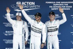 Nueva pole para Lewis Hamilton en Sochi