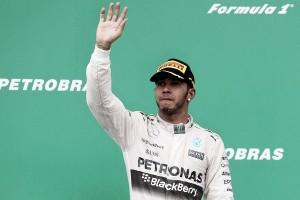 """Lewis Hamilton: """"Tenía buen ritmo, pero no podía adelantar"""""""