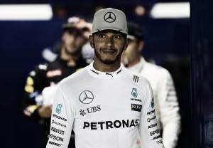"""Lewis Hamilton: """"Confío en la estrategia del equipo"""""""