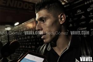 """Gastón Lezcano: """"Tuvimos gran volumen de juego"""""""