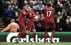 Liverpool 2-2 Sunderland: Reds let slip a two-goal lead late on after Simon Mignolet's error