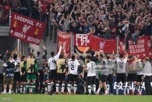 AS Roma (6) 4-2 (7) Liverpool: Klopp's men finish mission to set up Madrid meeting in Kiev