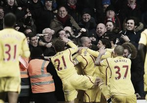 Opinion: Little less dreary and a bit more cheery for Liverpool after Villa triumph