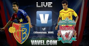 As it happened: Basel 1-0 Liverpool Live Score of UCL 2014