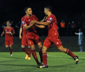 Liverpool U21s 3-4 Manchester City U21s: Clinical City make young Reds pay for wasting chances
