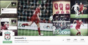 Liverpool FC: Player's weeks in Instagrams