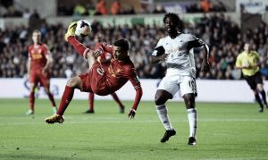 View From The Opposition: A Swansea fan's view on Monday's clash with Liverpool
