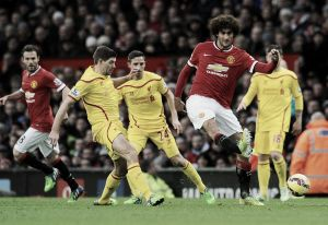 View from the Opposition: A United fan's view on Sunday's clash with Liverpool