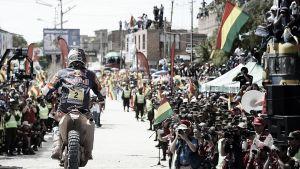 Primera victoria para Despres en este Dakar 2014