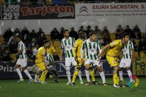 AD Alcorcón - Córdoba CF: puntuaciones del Córdoba CF, jornada 13