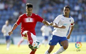 Mauro Dos Santos ficha por la UD Almería
