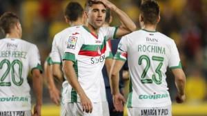 UD Las Palmas - Granada CF, puntuaciones del Granada CF, jornada 17