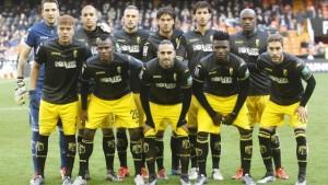 Valencia CF - Granada CF: puntuaciones del Granada CF, octavos de final de la Copa del Rey