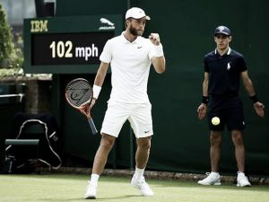 Liam Broady fined £2,000 for swearing during tense victory