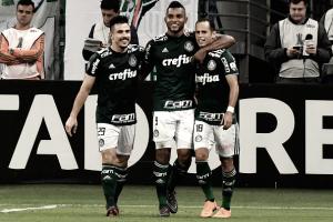 Melhor campanha da Libertadores, Palmeiras enfrenta Cerro Porteño nas oitavas de final