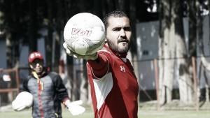 Liborio Sánchez, listo para suplir a Talavera