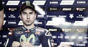 "Jorge Lorenzo: ""Estoy muy agradecido a Yamaha"""