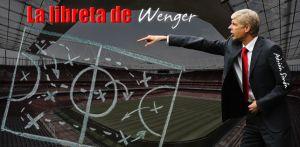 La libreta de Wenger: victoria por méritos ajenos