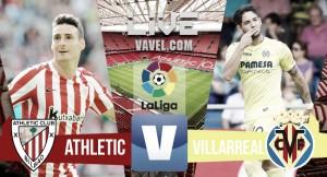 El Villarreal sufre mal de altura y se deja la tercera plaza en Bilbao