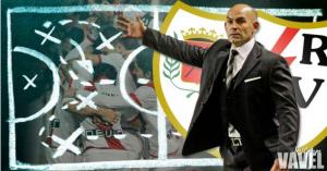 La pizarra de Jémez: el Rayo que sorprendió al vigente campeón