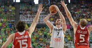 La Lituania si prende la semifinale mondiale battendo la Turchia