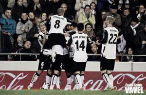Al Valencia il derby col Levante, vince l'Almeria
