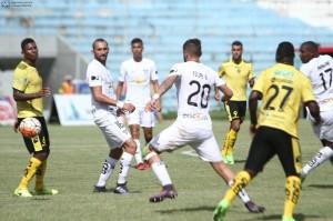 Liga de Quito rescató un punto frente a Fuerza Amarilla