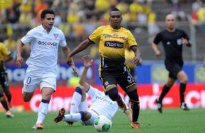 Precios de las entradas: Liga de Quito - Barcelona