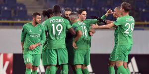 Saint Etienne et Monaco l'emportentau contraire de Bordeaux et Marseille