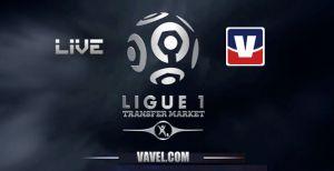 Mercado de fichajes invernal Ligue 1 temporada 2014/2015 en vivo y en directo
