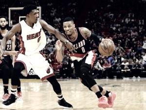 NBA - Lillard stratosferico, Portland espugna Miami. Irving batte Russell e trascina Cleveland