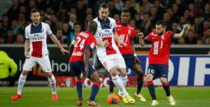 Lille-PSG en direct commenté