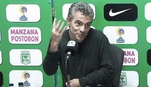 """Juan Manuel Lillo: """"El equipo es tan rico que se adapta en función de lo que queremos"""""""
