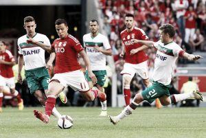 SL Benfica - CS Marítimo: final de fiesta en Coimbra