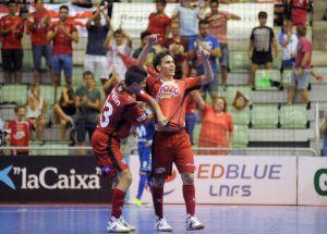 """Lima: """"Fue muy especial hacer ese gol"""""""