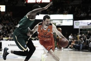 Limoges: primer verdugo del Valencia Basket en la temporada 2015/16