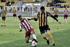 Linares - Almería B : nueva piedra de toque